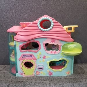 Littlest pet shop The Biggest House